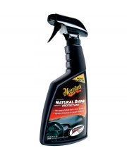 Meguiar's Natural Shine Protectant - DRESSING DO WNĘTRZA, NATURALNY EFEKT