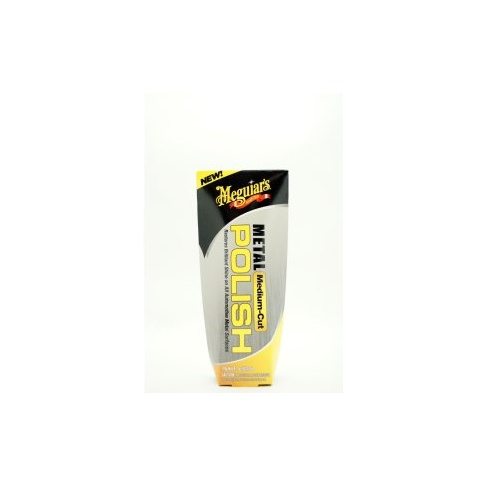 Meguiar's Metal Polish
