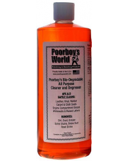 POORBOY'S WORLD Bio All Purpose Cleaner & Degreaser 118 ml - UNIWERSALNY ŚRODEK CZYSZCZĄCY TESTER
