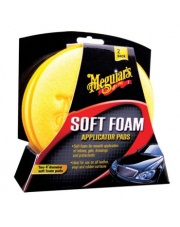 Meguiar's Soft Foam Applicator Pad (2-pack) - APLIKATOR DO WOSKU