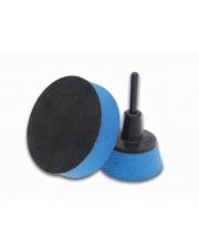 Flexipads dysk wsporczy miękki z trzpieniem 6mm  75mm-48215