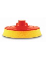 FLEXIPADS Talerz mocujący 125mm z rzepem, gwint M14, Soft-żółty - 10398