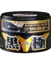 Soft99 THE KIWAMI EXTREME GLOSS WAX Black Hard Wax - WOSK DO CIEMNYCH LAKIERÓW