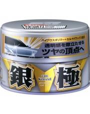 Soft99 THE KIWAMI EXTREME GLOSS WAX Silver Hard Wax - WOSK DO JASNYCH LAKIERÓW