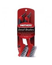 Mothers Detail Brushes - SZCZOTECZKI DO DETALI