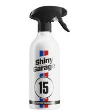 Shiny Garage Leather Cleaner 500ml - PŁYN DO CZYSZCZENIA SKÓR