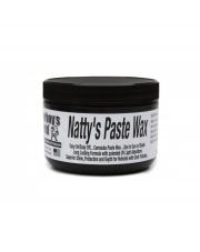 POORBOY'S WORLD Natty's Paste Wax Black 227g - WOSK Z WYSOKĄ ZAWARTOŚCIĄ CARNAUBY