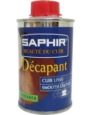 SAPHIR BDC Decapant 100ml - ZMYWACZ WYKOŃCZENIA SKÓRY