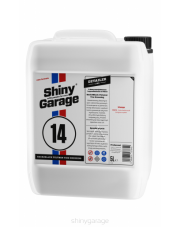 Shiny Garage Back2Black Polymer Tire Dressing 5L - CZERNIDŁO DO OPON