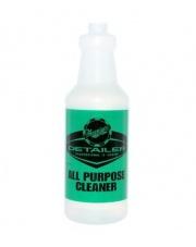 Meguiar's 32 Ounce Bottle - APC - All Purpose Cleaner - BUTELKA DO ROZRABIANIA