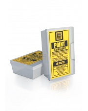 WORK STUFF POINT Clay Bar Soft 100g - Glinka Delikatna