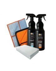 ADBL Bonnet 1L+ ADBL Interior Cleaner 1L + Dodger + Goofer35x35 + Magic Sponge