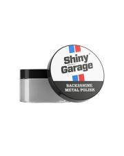 Shiny Garage BACK2SHINE METAL POLISH 100G - LEKKOŚCIERNA PASTA DO ELEMENTÓW METALOWYCH