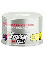 SOFT99 New Fusso Coat 12 Months Wax Light - NOWA FORMUŁA WOSKU