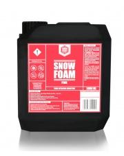 Good Stuff SNOW FOAM PINK 5L- NEUTRALNA PIANA , KOLOR RÓŻOWY