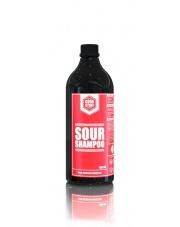 GOOD STUFF Sour Shampoo 500 ml - SZAMPON DO ODTYKANIA POWŁOK ORAZ WOSKÓW