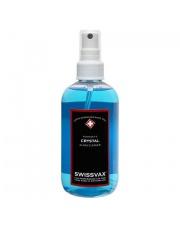 SWISSVAX CRYSTAL GLASS CLEANER 250 ml - PŁYN DO SZYB BEZ  SMUG