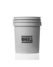 WORK STUFF Detailing Bucket GRAY – WHEELS wiadro