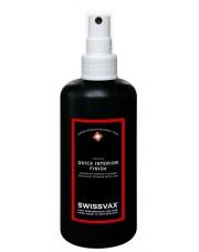 SWISSVAX Quick Interior Finish 250ml - QUICK DETAILER DO WNĘTRZA
