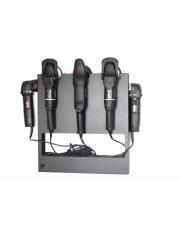 POKA Premium Prostokątny wieszak na trzy do pięciu maszyn polerskich