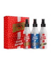 SHINY GARAGE Christmas Box - ZESTAW PRODUKTÓW W ŚWIĄTECZNEJ EDYCJI