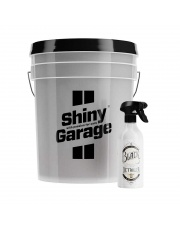 SHINY GARAGE Mystery Bucket Small - WERSJA BLACK EDITION