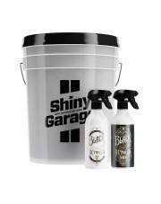 SHINY GARAGE Mystery Bucket Big - WERSJA BLACK EDITION