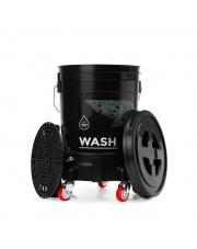 CLEANTECH Wiadro WASH + Separator + Pokrywa + Wózek