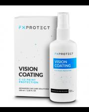 FX PROTECT VISION COATING C-12 100ML - OCHRONNA POWŁOKA HYDROFOBOWA