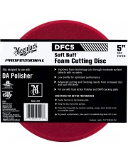 MEGUIAR'S DA Foam Cutting Disc 5″ 150mm - ŚCIERNA GĄBKA POLERSKA