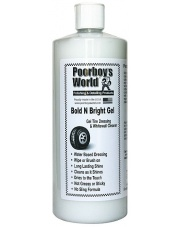 POORBOY'S WORLD Bold N Bright Tire Dressing Gel 946ml - ŻELOWA ODŻYWKA DO OPON