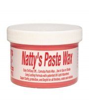 POORBOY'S WORLD Natty's Paste Wax Red 227g - WOSK NATURALNY DO LAKIERU