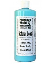 POORBOY'S WORLD Natural Look 946ml - DRESSING SATYNOWY DO WNĘTRZA