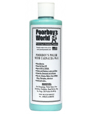 POORBOY'S WORLD Polish with Carnauba Blue 473ml - MLECZKO POLERSKIE Z WOSKIEM